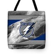Tampa Bay Lightning Tote Bag