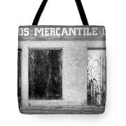 Taos Mercantile Tote Bag