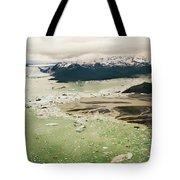 Tatshenshini River Tote Bag