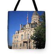 Terre Haute Indiana - Courthouse Tote Bag