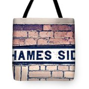 Thames Side Tote Bag