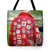 The Baseball Fan Tote Bag