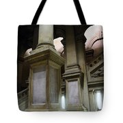 The Bowels Of City Hall Tote Bag