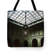The Brooklyn Museum's Beaux-arts Court Tote Bag