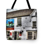 The Bull Pub Theydon Bois Essex Tote Bag
