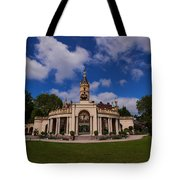 The Castle Of Schwerin Tote Bag