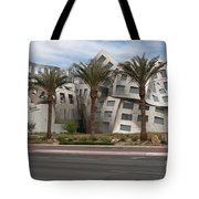 The Cleveland Clinic Lou Ruvo Center For Brain Health By Archite Tote Bag