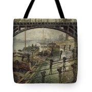 The Coalmen Tote Bag