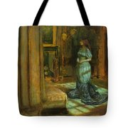 The Eve Of St Agnes Tote Bag
