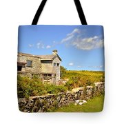 Island Farm  Tote Bag