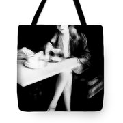 The Flapper Girl Tote Bag