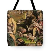 The Great Deluge Tote Bag