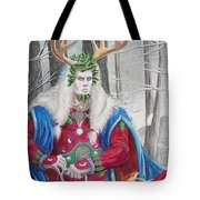 The Holly King Tote Bag