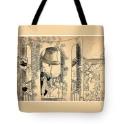The Liberty Bell Tote Bag