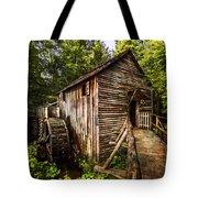 The Mill At Cades Cove Tote Bag