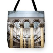 The National Building Museum In Washington Dc Usa Tote Bag