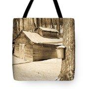 The Old Sugar Shack Tote Bag