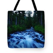 The Paradise River Tote Bag