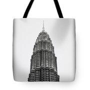 The Petronas Towers Tote Bag