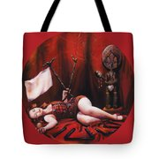 The Protected  Tote Bag