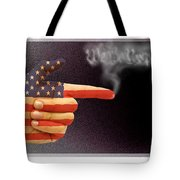 The Right To Bear Arms-3 Tote Bag