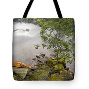 The Rowing Boat Tote Bag