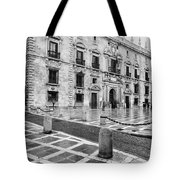 The Royal Chancery Of Granada Tote Bag