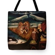 The Spirit Of A Great American President Tote Bag