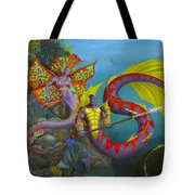 The Threat Tote Bag