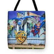 Warner Bros. Entertainment Inc. Tote Bag