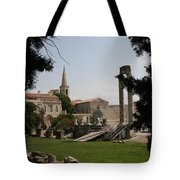 Theatre Antique  Arles Tote Bag