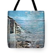 2 Thessalonians 3 16 Tote Bag