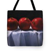 Three Pomegranates Tote Bag