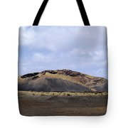 Timanfaya National Park Tote Bag