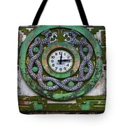 Time Tote Bag by Skip Hunt