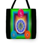 Divine Wealth Tote Bag