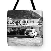 Tonopah Nevada - Clown Motel Tote Bag