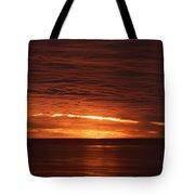 Torrey Pines Sunset Tote Bag