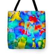 Touch/respond Tote Bag