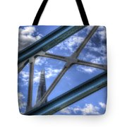 Tower Bridge And The Shard Tote Bag
