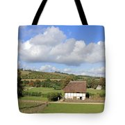 Traditional Cottage Sussex Uk Tote Bag