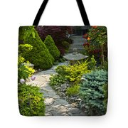 Tranquil Garden  Tote Bag