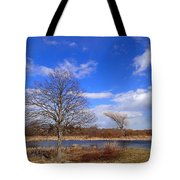 2 Tree Tote Bag