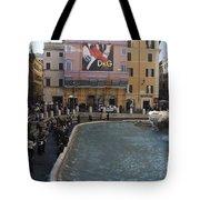 Trevi Fountain Rome Tote Bag