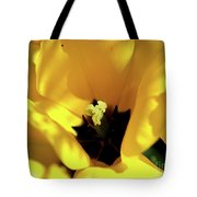 Tulip Close Up Tote Bag