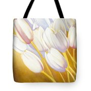 Tulips Are People Xii Tote Bag