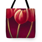 Tulips Are People Xiv Tote Bag