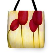 Tulips Are People Xv Tote Bag