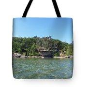 Turnip Rock Tote Bag