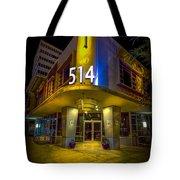 Twiggs 514 Indigo Tote Bag